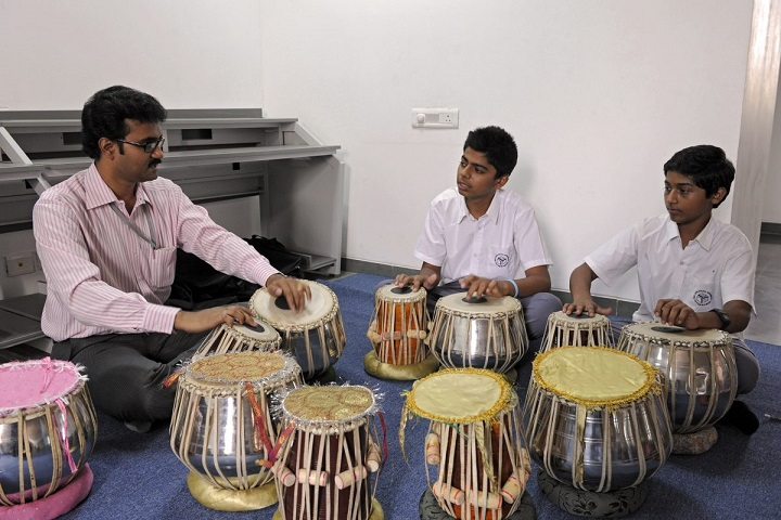The Aga Khan Academy-Music Classes