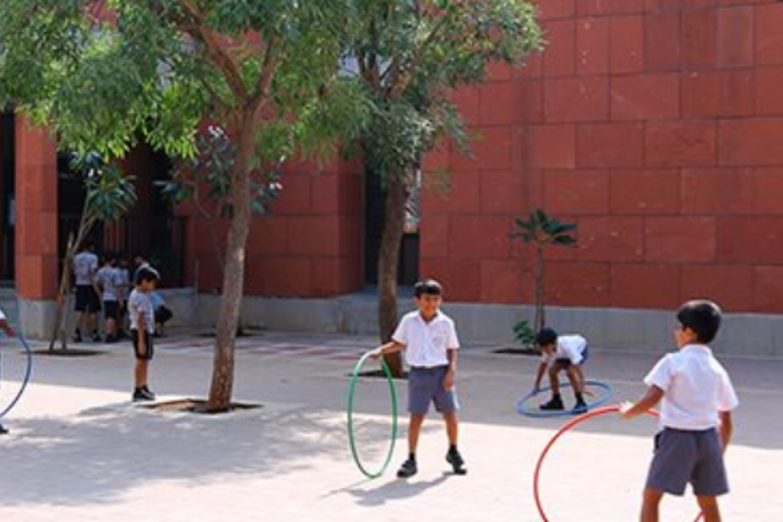 The Aga Khan Academy-Play Ground