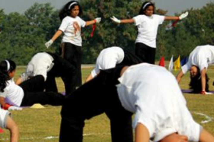The Aga Khan Academy-Yoga