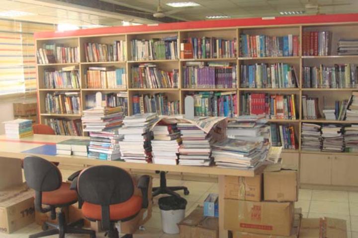 The Shri Ram School-Library of School