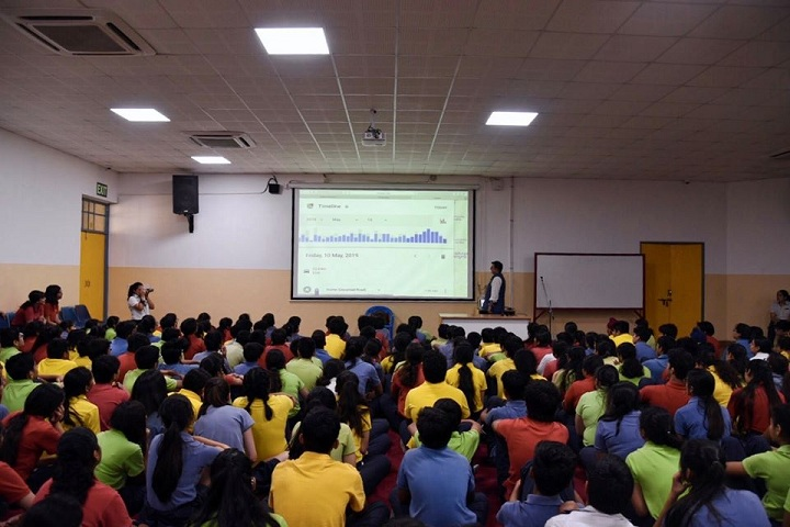 The Shri Ram School-AV Room