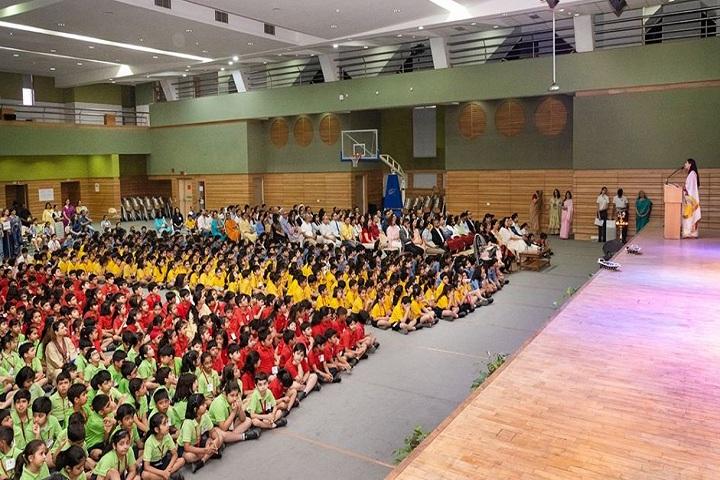 The Shri Ram School-Auditorium