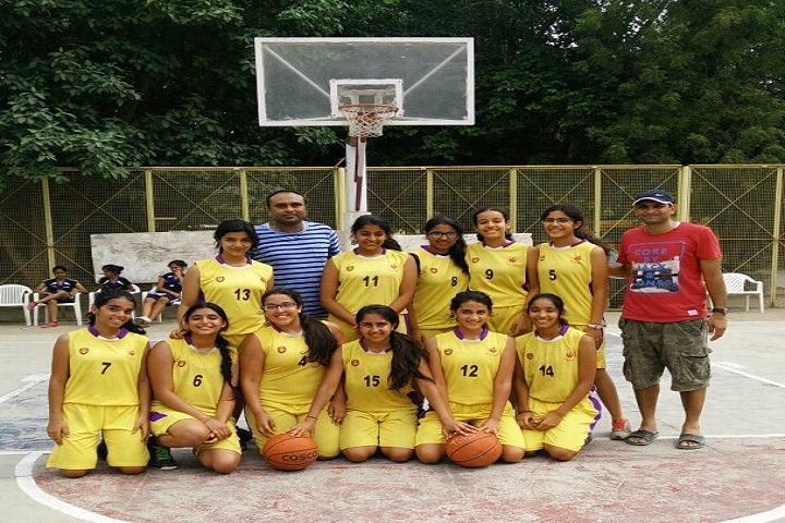 The Shri Ram School-Basket Ball Ground