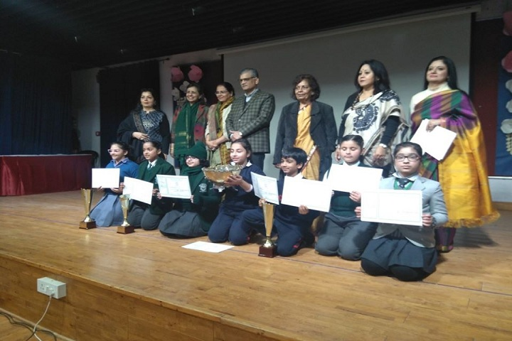 The Shri Ram School-Certification