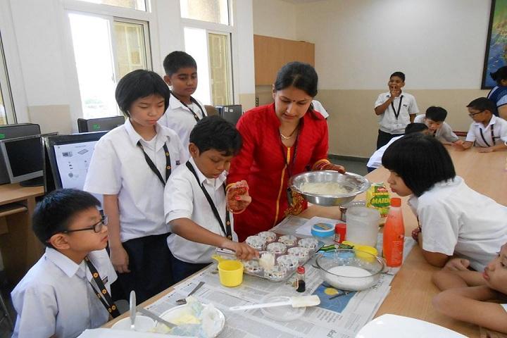 The Shri Ram School-Cooking Classes