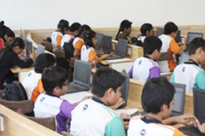 The Universal School, Ghatkopar- Classroom