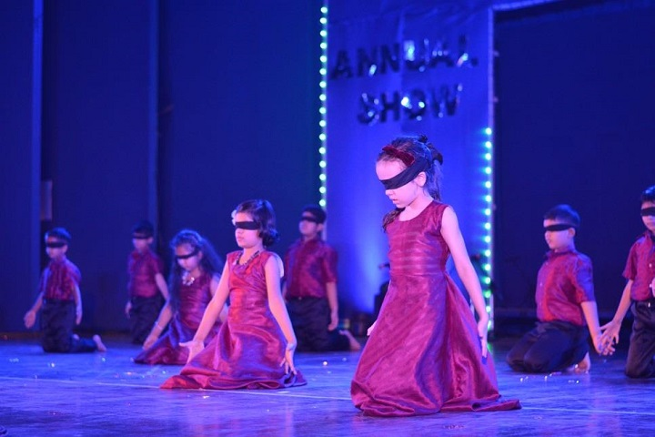 Victorious Kidss Educares-Annual Day Celebration
