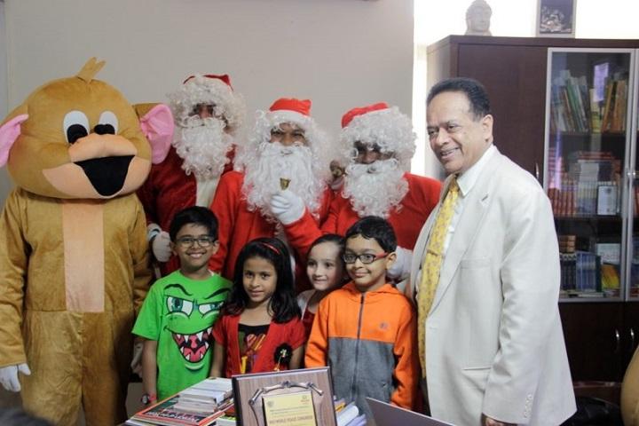 Victorious Kidss Educares-Christmas Celebration