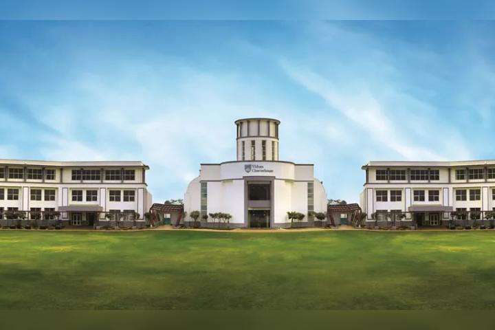 Vidsan Charterhouse - School Campus View