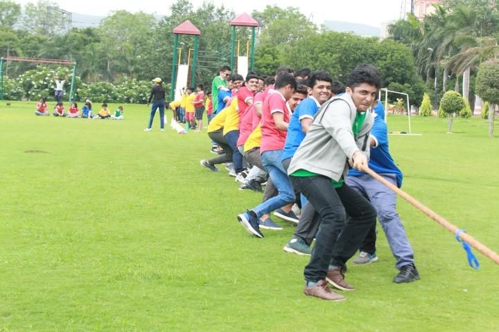 Vishwashanti gurukul  sports