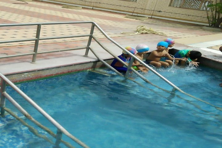 Vishwashanti gurukul  swimming pool