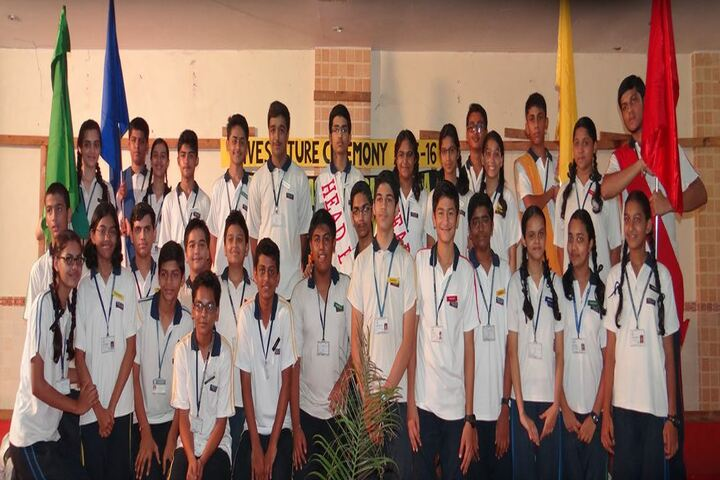 Matushri Kashiben Vrajlal Valia International Vidyalaya-Investiture Ceremony