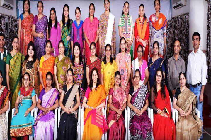 Matushri Kashiben Vrajlal Valia International Vidyalaya-Staff