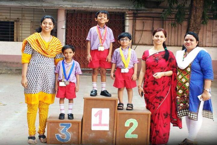 Matushri Kashiben Vrajlal Valia International Vidyalaya-Winners