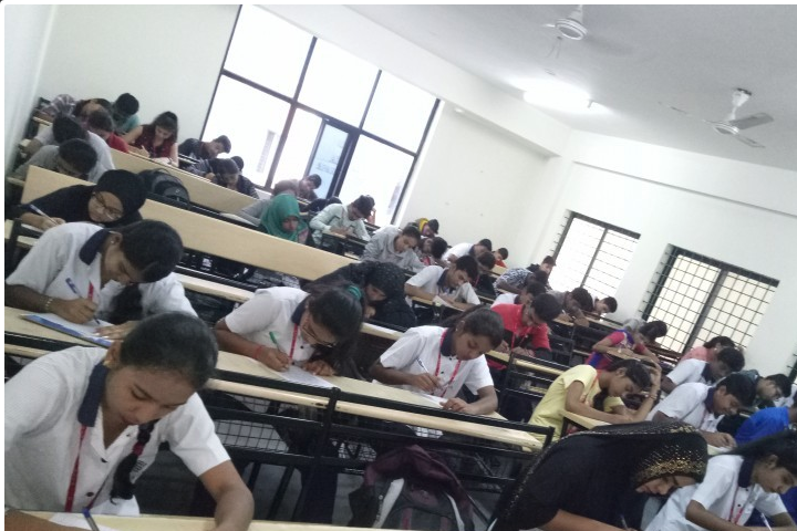 Reva Independent PU College-Classroom