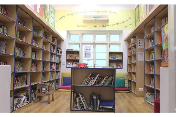 DSB International School-Library