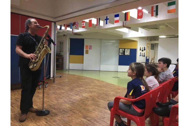 DSB International School-Music Class
