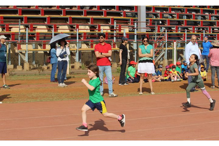 DSB International School-Sports