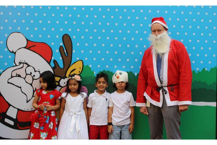 DSB International School-christmas day