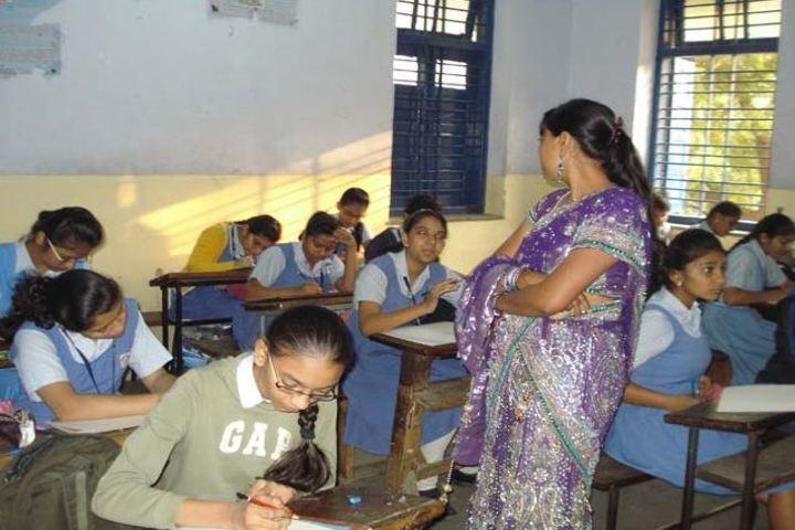 Shree Vidyanagar High School-Classroom