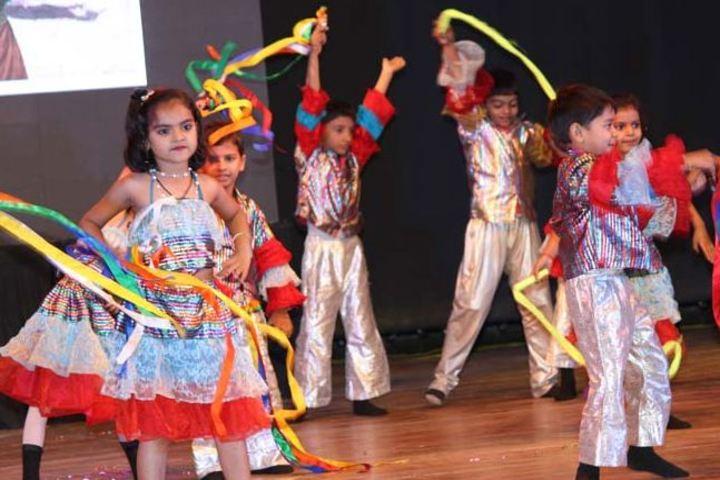 Shree Vidyanagar High School-Dance