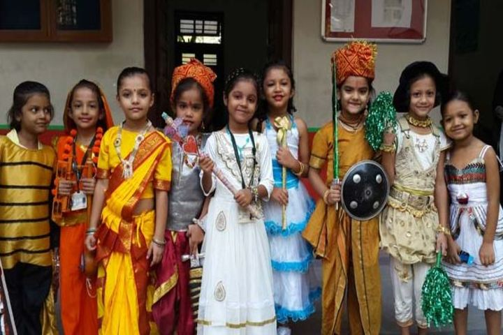 Shree Vidyanagar High School-Fancy Dress