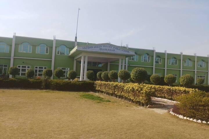 Safidon Green Valley Public School-Building