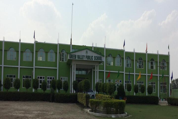 Safidon Green Valley Public School-Campus