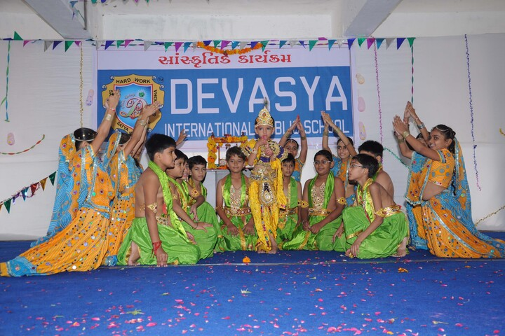 Devasya International Public School-Festival Celebrations