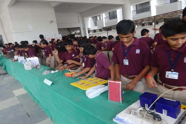 Devasya International Public School-Science Fair