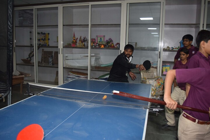 Devasya International Public School-Table Tenis