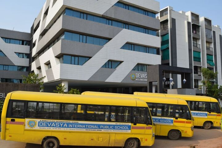Devasya International Public School-Transport