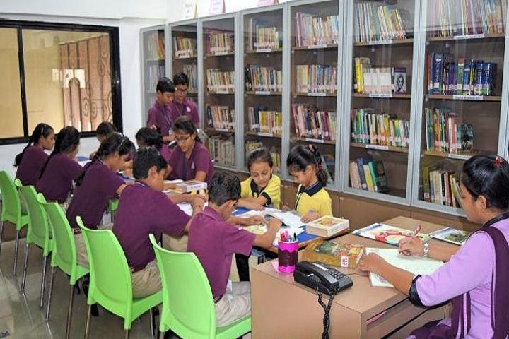 Devasya International Public School-Library