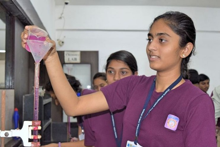 Devasya International Public School-Science Lab