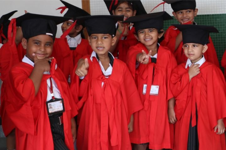 Silver Oaks International School-Graduations