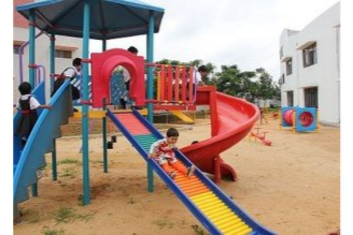 Silver Oaks International School-Play Area