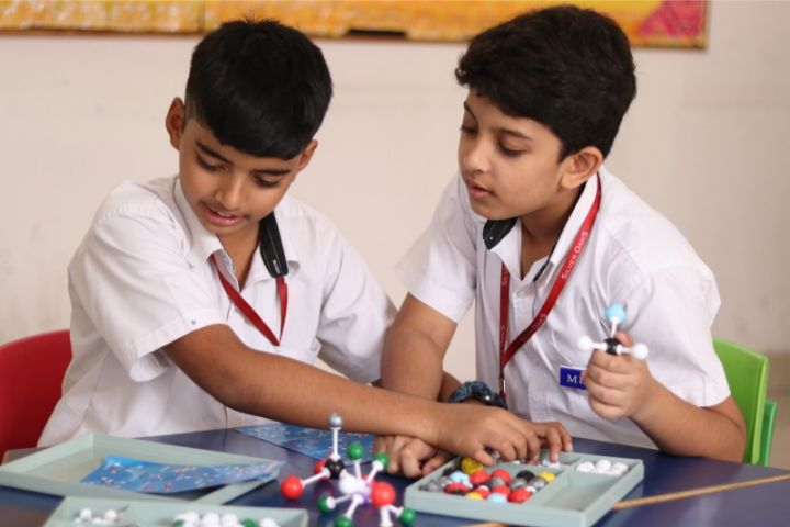 Silver Oaks International School-Craft