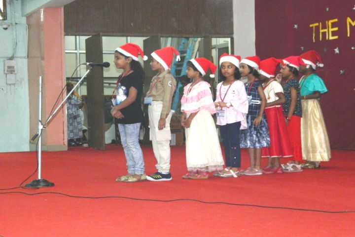 Loreto Convent School-Christmas Celebration