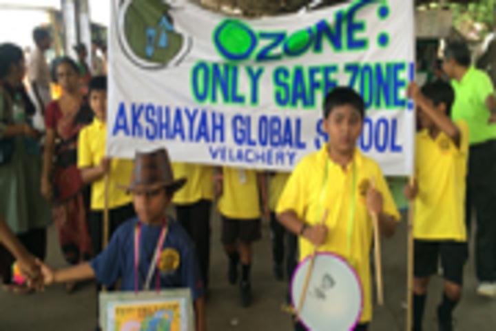 Akshayah Global School-Awareness Programs