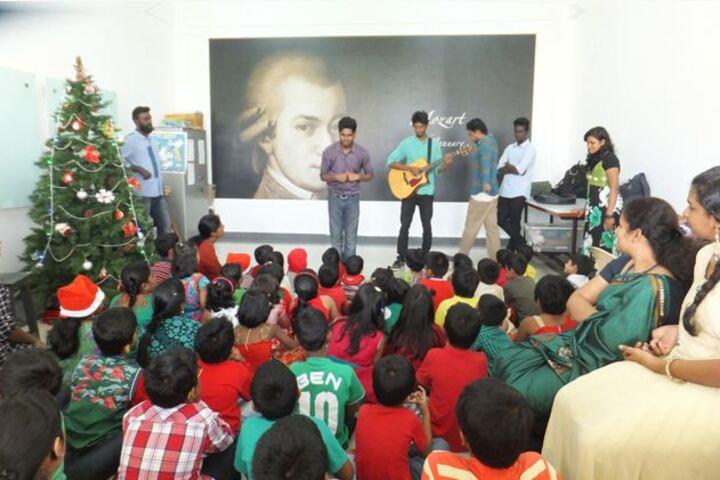 Akshayah Global School-Christmas Celebrations