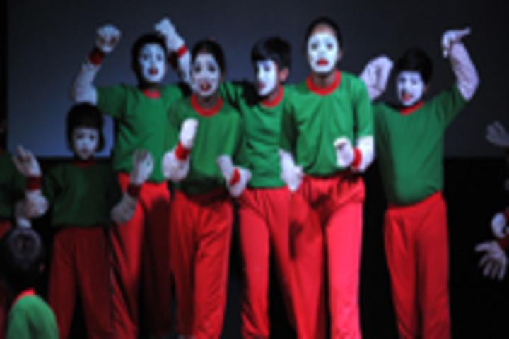 Akshayah Global School-Students Dance Performance