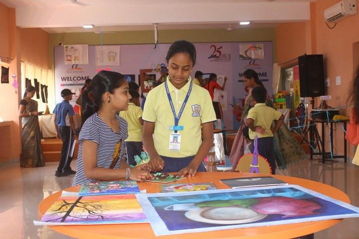 Alpha Cambridge International School-Art Carnival