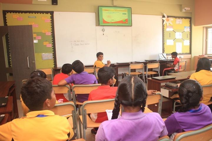 Alpha Cambridge International School-Classrooms