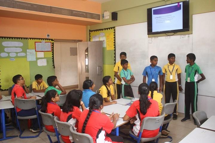 Alpha Cambridge International School-Seminars