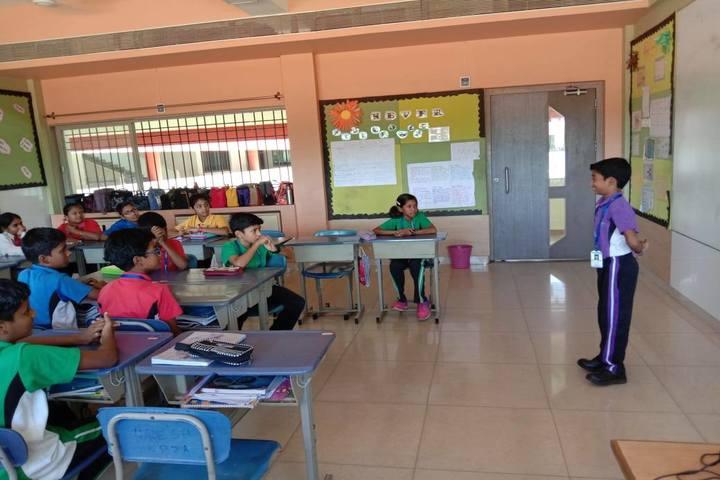 Alpha Cambridge International School-Story Telling Sessions