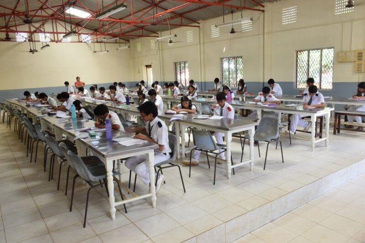Kavirayani Public School-Auditorium