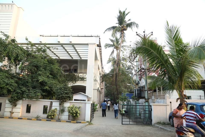 APL Global School- Entry Gate View
