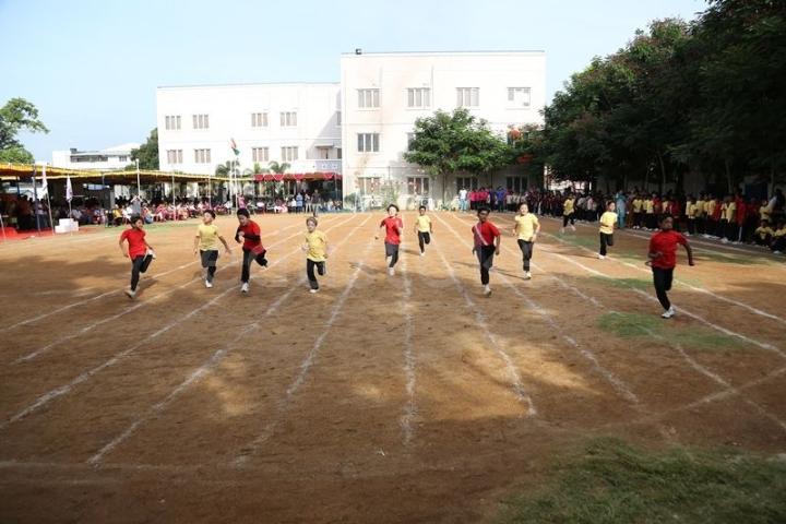 APL Global School- Sport Activity