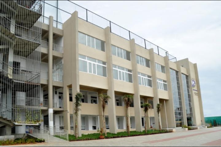 APL Global School- School Building View