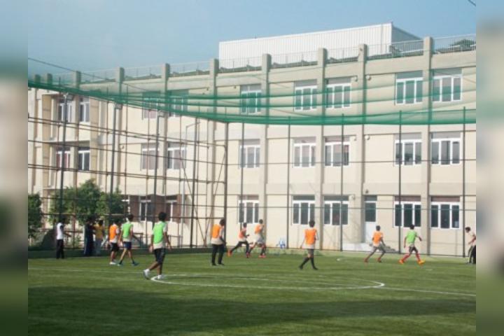 APL Global School- Outdoor Sport Area